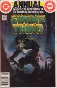 Swamp Thing (2nd Series) Annual 1982 #1