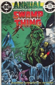 Swamp Thing (2nd Series) Annual 1982 #2