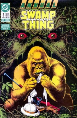 Swamp Thing (2nd Series) Annual #3