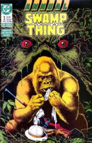 Swamp Thing (2nd Series) Annual 1982 #3