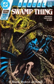 Swamp Thing (2nd Series) Annual 1982 #4