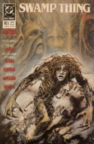 Swamp Thing (2nd Series) Annual 1982 #5