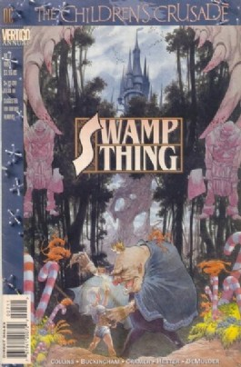 Swamp Thing (2nd Series) Annual #7