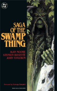 Swamp Thing (2nd Series): Saga of the Swamp Thing 1987