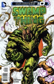 Swamp Thing (5th Series) 2011 - 2015