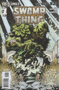 Swamp Thing (5th Series) 2011 - 2015 #1
