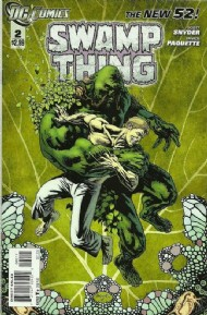 Swamp Thing (5th Series) 2011 - 2015 #2