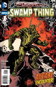 Swamp Thing (5th Series) Annual 2012 #1