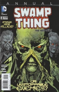 Swamp Thing (5th Series) Annual 2012 #2
