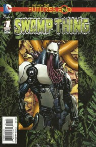 Swamp Thing (5th Series): Futures End 2014 #1