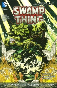 Swamp Thing (5th Series): Raise Them Bones 2012 #1