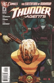 T.H.U.N.D.E.R. Agents (Series Two) 2012 #2