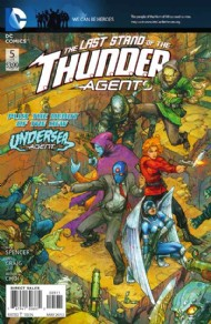 T.H.U.N.D.E.R. Agents (Series Two) 2012 #5