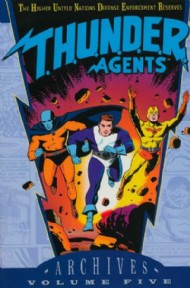 T.H.U.N.D.E.R. Agents Archives 2002 #5