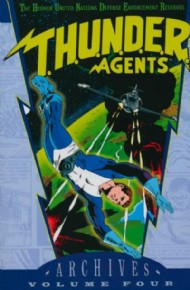 T.H.U.N.D.E.R. Agents Archives 2002 #4
