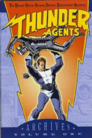 T.H.U.N.D.E.R. Agents Archives 2002 #1