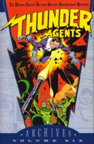 T.H.U.N.D.E.R. Agents Archives 2002 #6