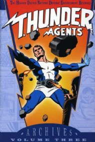 T.H.U.N.D.E.R. Agents Archives 2002 #3