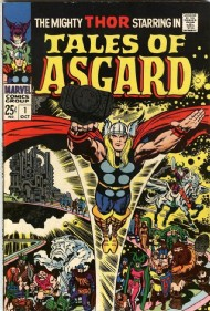 Tales of Asgard 1968 #1