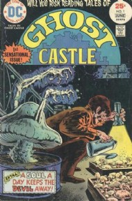 Tales of Ghost Castle 1975 #1