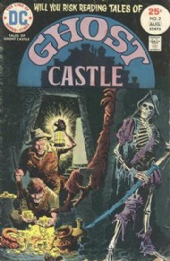 Tales of Ghost Castle 1975 #2
