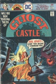 Tales of Ghost Castle 1975 #3