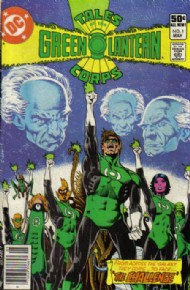 Tales of the Green Lantern Corps 1981 #1
