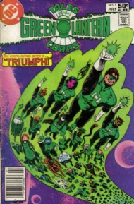 Tales of the Green Lantern Corps 1981 #3