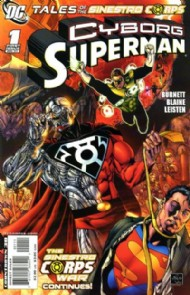 Tales of the Sinestro Corps: Cyborg Superman 2007 #1