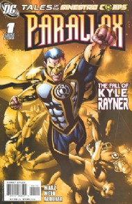 Tales of the Sinestro Corps: Parallax 2007 #1