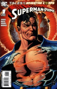 Tales of the Sinestro Corps: Superman-Prime 2007 #1