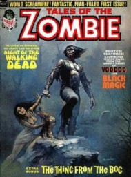 Tales of the Zombie 1973 - 1975 #1