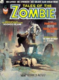 Tales of the Zombie 1973 - 1975 #2