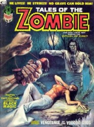 Tales of the Zombie 1973 - 1975 #3
