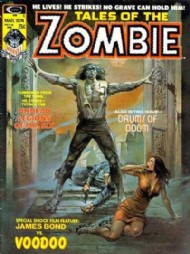 Tales of the Zombie 1973 - 1975 #4