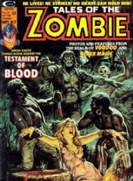 Tales of the Zombie 1973 - 1975 #7
