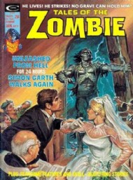 Tales of the Zombie 1973 - 1975 #9