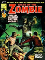 Tales of the Zombie 1973 - 1975 #10
