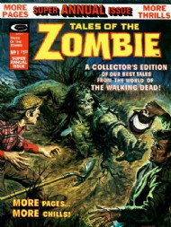 Tales of the Zombie Annual 1975 #1