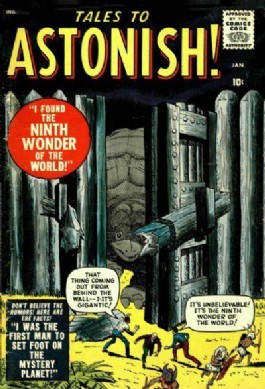Tales to Astonish (1st Series) #1