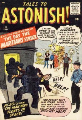 Tales to Astonish (1st Series) #4