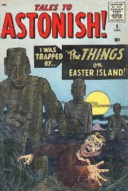 Tales to Astonish (1st Series) #5