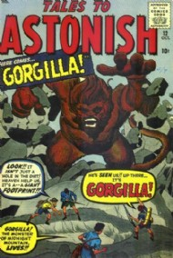 Tales to Astonish (1st Series) 1959 - 1968 #12