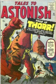 Tales to Astonish (1st Series) 1959 - 1968 #16
