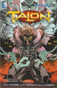 Talon: Scourge of the Owls 2013 #1