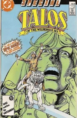 Talos of the Wilderness Sea Special #1