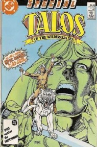 Talos of the Wilderness Sea Special 1987 #1
