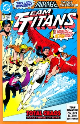 Team Titans #1