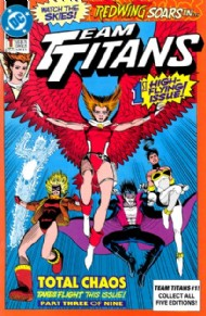 Team Titans 1992 - 1994 #1