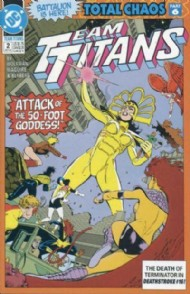 Team Titans 1992 - 1994 #2